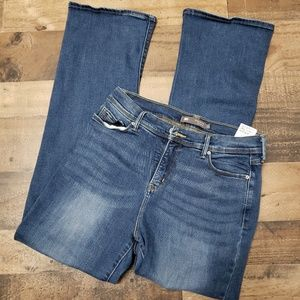 12 Levi's 512 Slimming Bootcut Jeans
